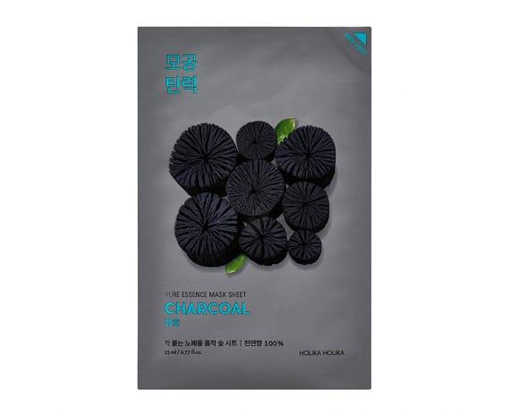 Pure Essence Mask Sheet - Charcoal