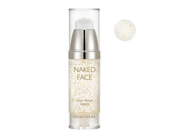 Naked Face Gold Serum Primer