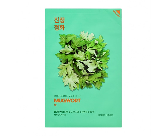 Pure Essence Mask Sheet - Mugwort