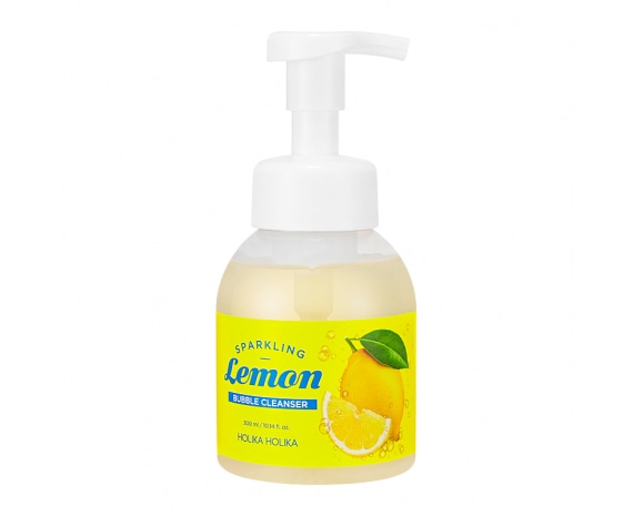 Sparkling Lemon Bubble Cleanser