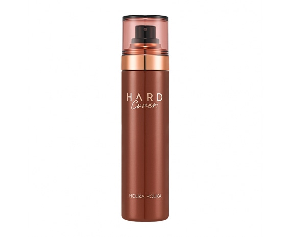Hard Cover Make Up Fixing Mist