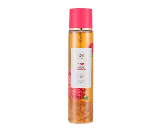 Rose Floral Essence Petal Hair & Body Mist