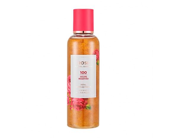 Rose Floral Essence Ampoule Toner