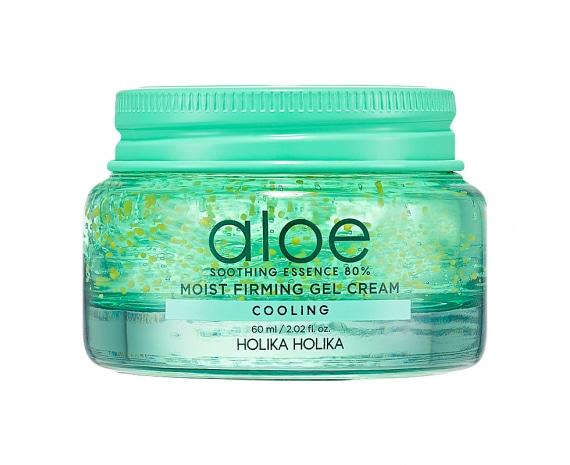 Aloe Soothing Essence 80% Moist Firming Gel Cream Set