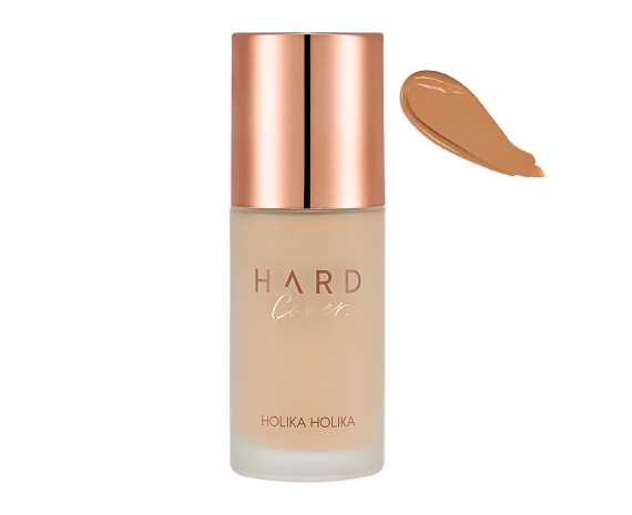 Hard Cover Perfecting Foundation 07 Deep Amber