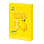 Pure Essence Mask Sheet - Lemon (5 pcs)