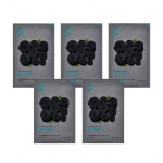 Pure Essence Mask Sheet - Charcoal (5 pcs)