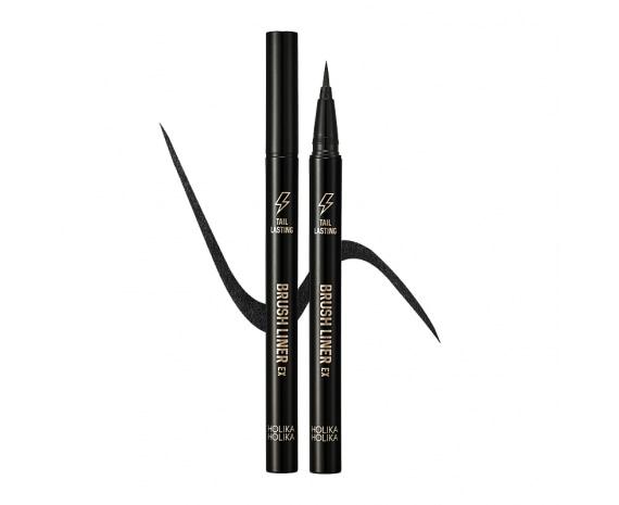 Tail Lasting Brush Liner 01 Real Black