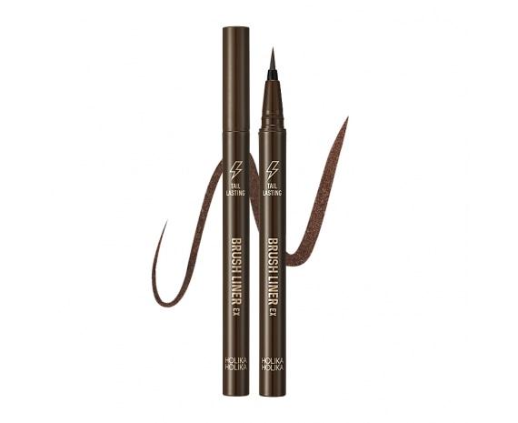 Tail Lasting Brush Liner 02 Dark Brown