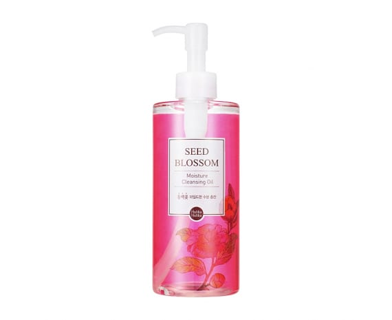 Seed Blossom Moisture Cleansing Oil
